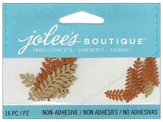 2013 Crafties - Best Adhesive: Jolee's Boutique Embellishment Brass Leaves