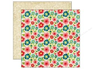 Echo Park 12 x 12 in. Paper Beautiful Life Floral (25 piece)
