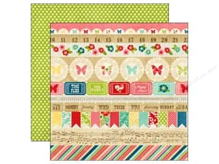 Echo Park 12 x 12 in. Paper Beautiful Life Borders (25 piece)
