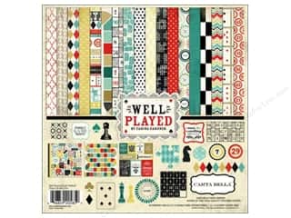 Carta Bella Collection Kit 12 x 12 in. Well Played