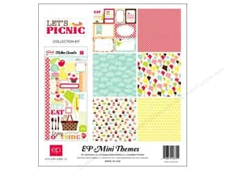 Clearance Echo Park Collection Kit: Echo Park Collection Kit 12x12 Let's Picnic