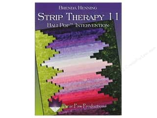Teddy Bears Books & Patterns: Bear Paw Productions Strip Therapy 11 Bali Pop Intervention Book by Brenda Henning