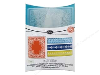 Embossing Aids $18 - $213: Sizzix Embossing Folders Dena Designs Textured Impressions Moroccan Set