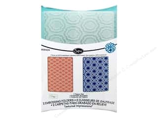 Graphic Impressions $6 - $8: Sizzix Embossing Folders Dena Designs Textured Impressions Palace Set