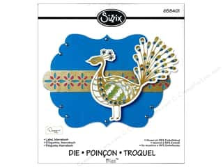 Sizzix Bigz Die Label Marrakesh by Dena Design