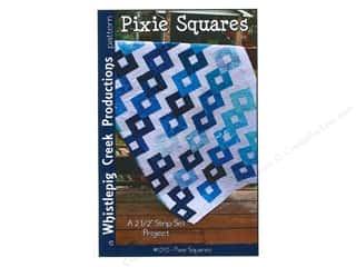 Whistlepig Quilt Patterns: Whistlepig Creek Pixie Squares Pattern