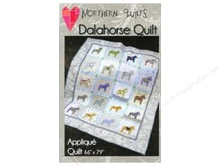 Quilt Pattern: Northern Quilts Dalahorse Quilt Pattern