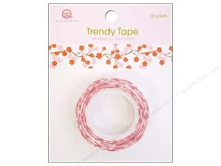 Queen & Co Trendy Tape: Queen&Co Trendy Tape 10yd Cherry Blossoms