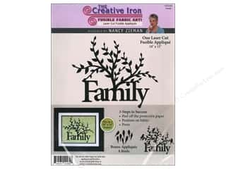 Sewing & Quilting Family: Creative Iron Fuse Applique Nancy Zieman Family