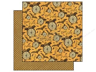 Graphic 45 Paper 12x12 Steampunk Spells Tick-Tock (25 piece)