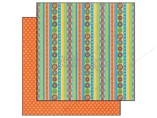 Graphic 45 Paper 12x12 Bohemian Bazaar Delights (25 piece)