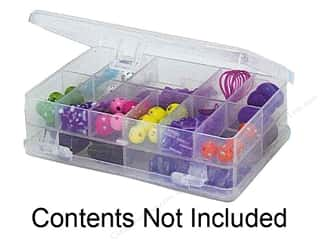 Creative Options Scrapbooking: Creative Options Organizer Double-Sided Micro Utility 14 Compartments (3 pieces)