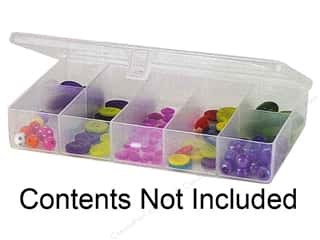 New Years Resolution Sale Organizers: Creative Options Embellishment Keeper Pet 7 Comp