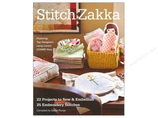 Fox Chapel Publishing Clearance Books: Stash By C&T Stitch Zakka Book