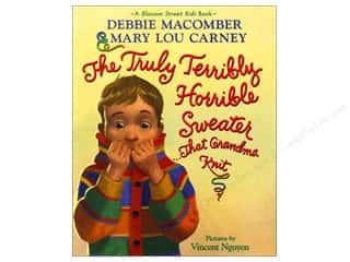 knitting books: The Truly Terribly Horrible Sweater That Grandma Knit Book
