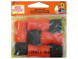 "Tools $0 - $4: Plaid Mod Podge Tools Spouncer 0.75"" 4pc"