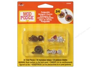 Plaid Mod Podge Podgeable Designer Charms