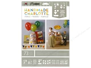 Birthdays Craft & Hobbies: Plaid Stencil Paper FolkArt Charlotte Party