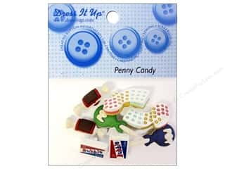 Jesse James Embellishments Penny Candy
