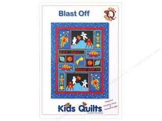 Transportation: Kids Quilts Blast Off Pattern