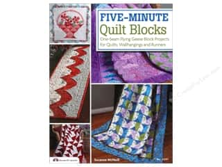 Five-Minute Quilt Blocks Book