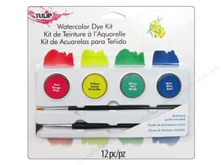 Tulip Dye Kits One Step Watercolor Primary