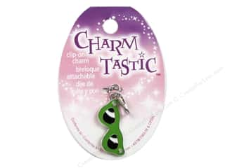 Charms and Pendants Black: Janlynn Charmtastic Charm Sun Glasses (3 pieces)