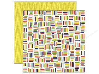 Echo Park 12 x 12 in. Paper & Glue Bookworm (25 piece)