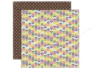 Clearance Blumenthal Favorite Findings: Echo Park 12 x 12 in. Paper & Glue Recess (25 piece)