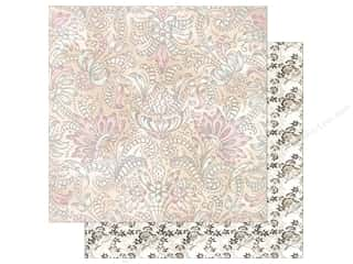 "Melissa Frances Melissa Frances Paper: Melissa Frances Paper 12""x 12"" Classic Elegance Lost In A Garden (25 pieces)"