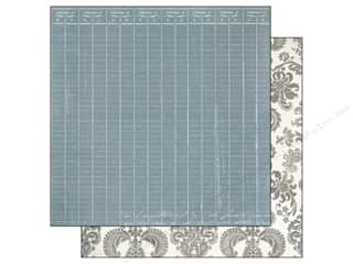 Melissa Frances Paper 12x12 Elegance Strict Bus (25 piece)