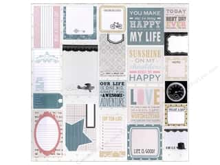 Melissa Frances Captions: Melissa Frances Die Cut Classic Elegance Journaling