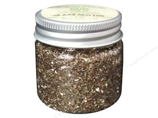 Melissa Frances Glitter Glass 2oz Gold