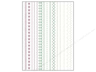 SRM Press Sticker Stitches Christmas