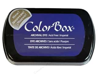 ColorBox Archival Dye Inkpad Full Sz Imperial