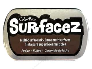 ColorBox Surfacez Inkpad Full Sz Fudge