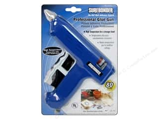 glue gun: Surebonder Glue Gun Full Size High Temp Professional 80 watt