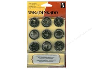 Inkadinkado InkadinkaClings Clear Stamp Gothic Toppers