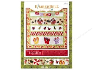 Best of 2012 Patterns: One Splendid Summer Wall Hanging Pattern