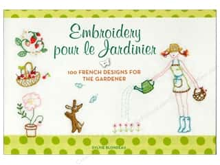 Books Gardening & Patio: Embroidery pour le Jardinier Book by Harper Collins