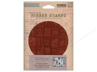 BasicGrey Rubber Stamp Let's Get Away
