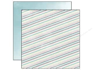 Carta Bella Paper 12x12 Hello Again Stripes (25 piece)