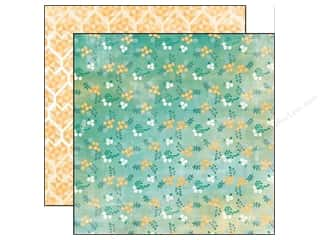 Carta Bella 12 x 12 in. Paper Small Floral (25 piece)