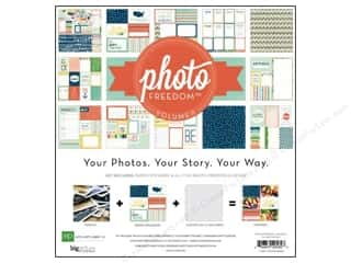 Clearance Echo Park Collection Kit: Echo Park Collection Kit 12x12 Photo Freedom Vol 2