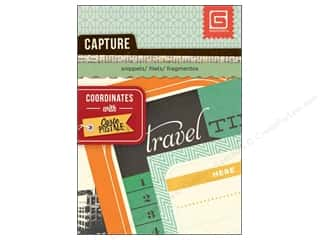 BasicGrey Capture Mini Snippets 24 pc. Carte Postale (3 sheets)