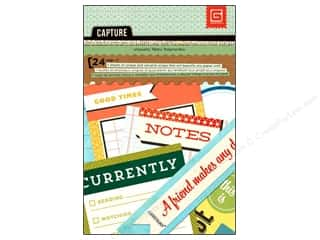 BasicGrey Capture Snippets 24 pc. Journal (3 sheets)