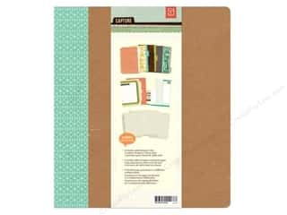 picture orange: BasicGrey Journaling Binder 7 x 9 in. Capture Imagination
