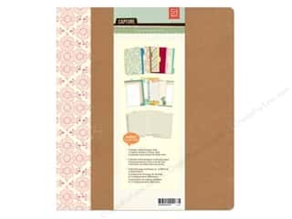 photo paper dimension: BasicGrey Journaling Binder 7 x 9 in. Capture Noteworthy