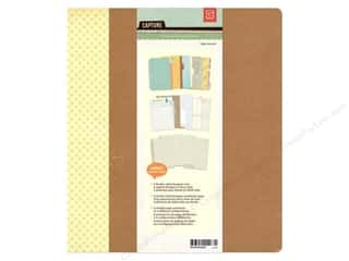 Journals: BasicGrey Journaling Binder 7 x 9 in. Capture Ledger