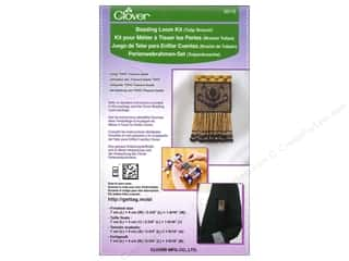 Looms Projects & Kits: Clover Beading Loom Kit Tulip Brooch